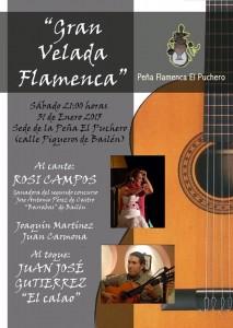 Gran Velada Flamenca