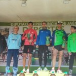 El atletismo Bailén sigue brillando en la provincia