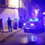 Un incendio alarma a los vecinos de la calle iglesia