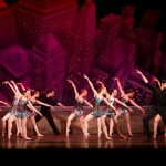 El Ballet Joven de la Escuela Ritmo Latino de Linares ofrece un espectáculo este domingo