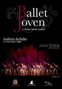 danza-ritmo-latino-linares-cartel