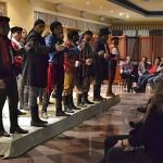 Los Bandoleros de los Carapapas asaltan Bailén