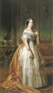 María Luisa Fernanda de Borbón (Madrid 1832 - Sevilla 1897), infanta de España y duquesa de Montpensier.