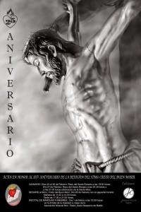 Cartel Cristo del Buen Morir