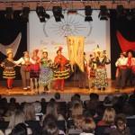 La asociación de Amas de Casa celebra el Día de Andalucía