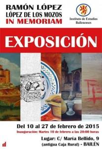 Exposición Ramón López