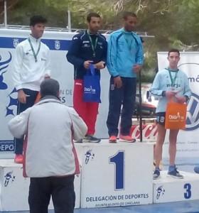 Merlo campeón Andalucía