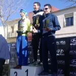 Jose Javier Olea se hace con la Media Maratón de las Navas de Tolosa