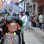 Bailén saca los disfraces para dar la bienvenida a Don Carnal