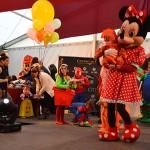 Los más pequeños se convierten en protagonistas del lunes de Carnaval