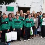 Reconocimiento de la Junta de Andalucía al Club Ali-Up de Bailén