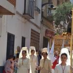 El Domingo de Ramos llega de la mano de La Mulica