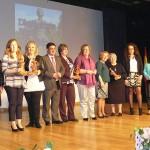 Siete bailenenses reconocidas en el Día de la Mujer