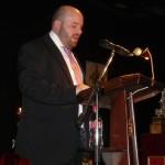 Juan Pedro Lendínez cautiva a los cofrades en el pregón de Semana Santa