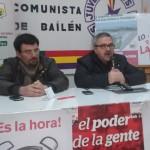 IU califica como malos los resultados obtenidos en las elecciones andaluzas