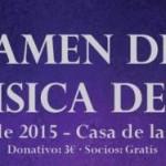 Este domingo la música cofrade tiene una cita en el Certamen de Bandas de Música de Palio