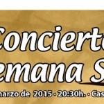 La Banda de Música de Bailén celebrará su tradicional concierto de Semana Santa