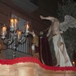 Lunes Santo con Jesús orando en el Huerto