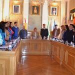 El pleno del ayuntamiento de Bailén guarda un minuto de silencio por las víctimas del avión siniestrado en los Alpes
