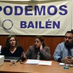 El Círculo de Podemos busca avales para concurrir a las municipales como Agrupación Electoral