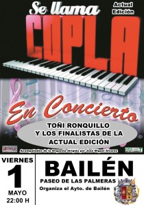 Cartel 100X70 En concierto BAILEN (3) (Medium)