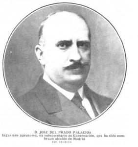 Diputado de Jaén capital, artífice de que el monumento no esté en Bailén y sí en su ciudad natal.