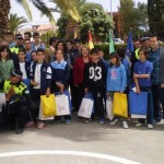 Celebrado con éxito el I Encuentro Provincial de Parques Infantiles de Tráfico