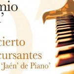 El Festival de Piano Premio Jaén hace escala hoy en Bailén