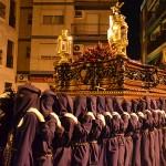 Horarios e itinerario del Jueves Santo