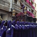 Sigue en directo a la Cofradía de Nuestro Padre Jesús en Bailén Cofrade