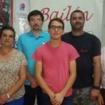 Francisco David Anguita deja su cargo de coordinador local en IU a Miguel Ángel Serrano
