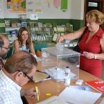 Una posible dimisión de Simona puede reconducir al PSOE al gobierno
