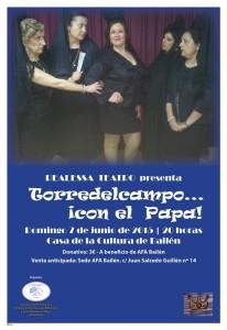 CARTEL teatro torredelcampo