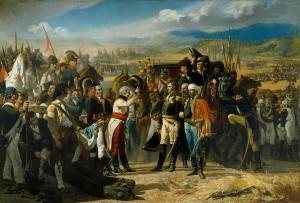 La rendición de Bailén (José Casado del Alisal)