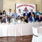 El mejor deporte local y provincial se dio cita en la gala de Amigos del Deporte