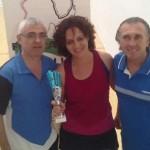 Los bailenenses Paco Garrido y Ana Belén Pascual subcampeones de Andalucía