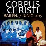 Bailén se prepara para el Domingo del Corpus