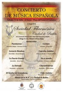 Cartel pórtico Cultural