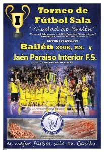 Cartel I Torneo FS
