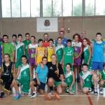 Finaliza con éxito el Clinic de Baloncesto 2015