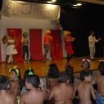El Circo como tema principal en la clausura de la Escuela de Verano