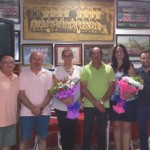 El ayuntamiento y la Peña del Athletic comienzan a preparar el Congreso Internacional de Peñas