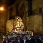 La Virgen de la Cabeza procesionó por las calles de la ciudad