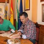Bailén y Guarromán firman la colaboración policial para la romería de Zocueca