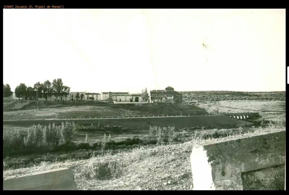 El Santuario de Zocueca, años 60