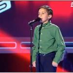 Juan María Guzmán, el nuevo talento bailenense de La Voz Kids