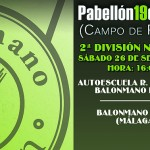 El Balonmano Bailén inicia hoy la liga con el objetivo de mantener la categoría