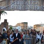 El Mercado de la Independencia abre sus puertas al fin de semana
