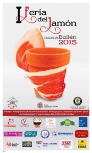 CARTEL2015 IFeria jamón