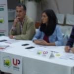 Unidad Popular presenta su candidatura provincial en Bailén